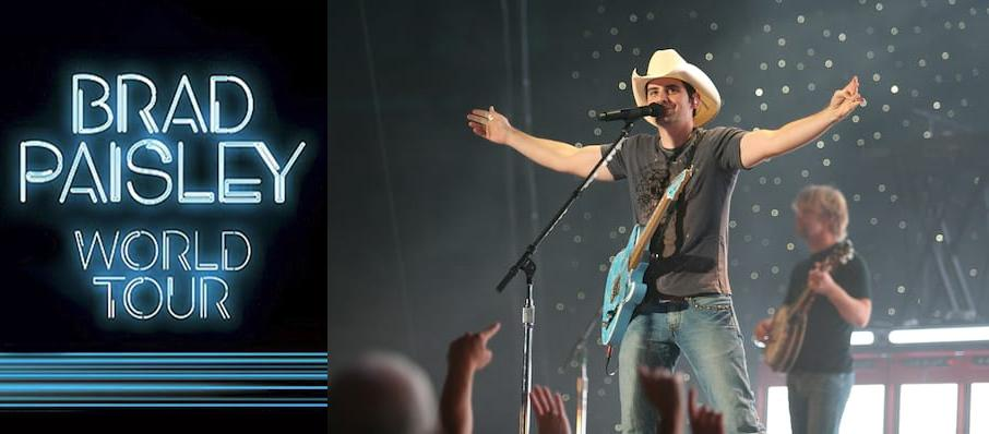Brad Paisley at Klipsch Music Center