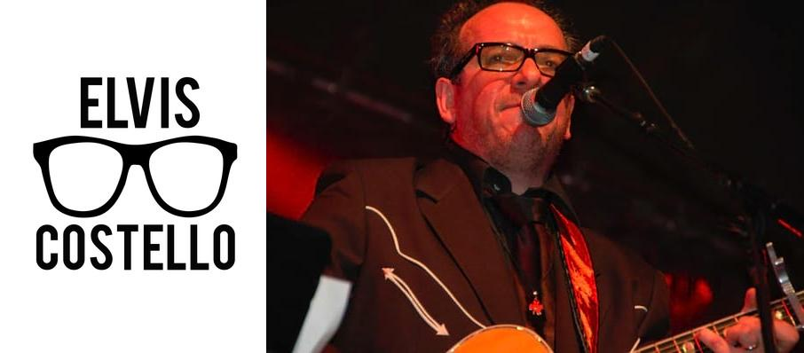 Elvis Costello at Murat Theatre