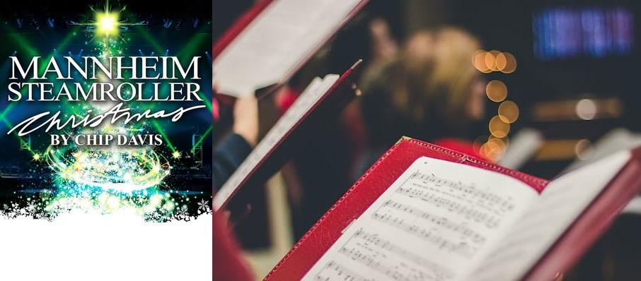 Mannheim Steamroller at Clowes Memorial Hall