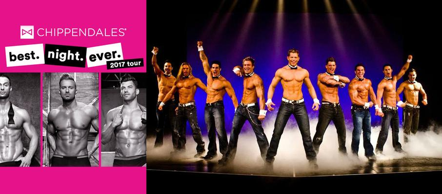 Chippendales at Egyptian Room