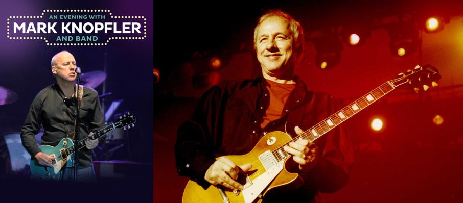 Mark Knopfler at Murat Theatre