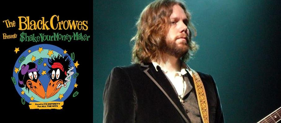 Black Crowes at Ruoff Music Center