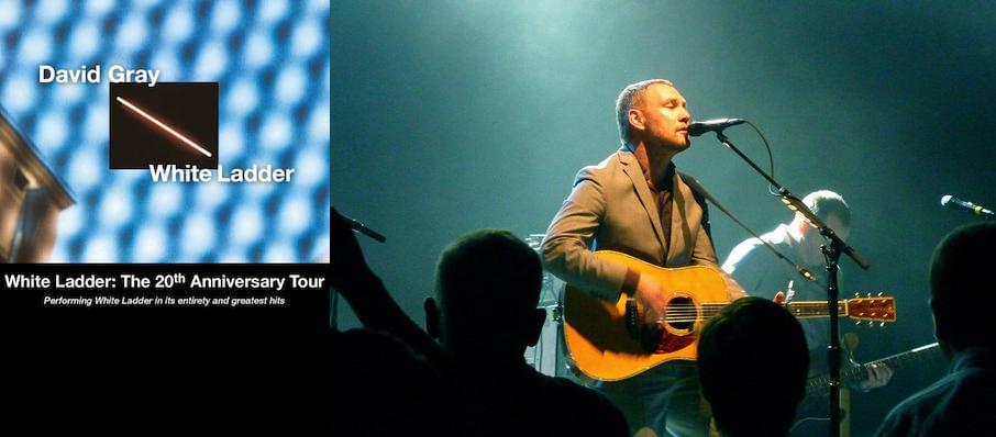 David Gray at Murat Theatre