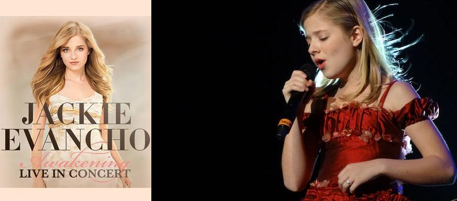 Jackie Evancho at The Palladium