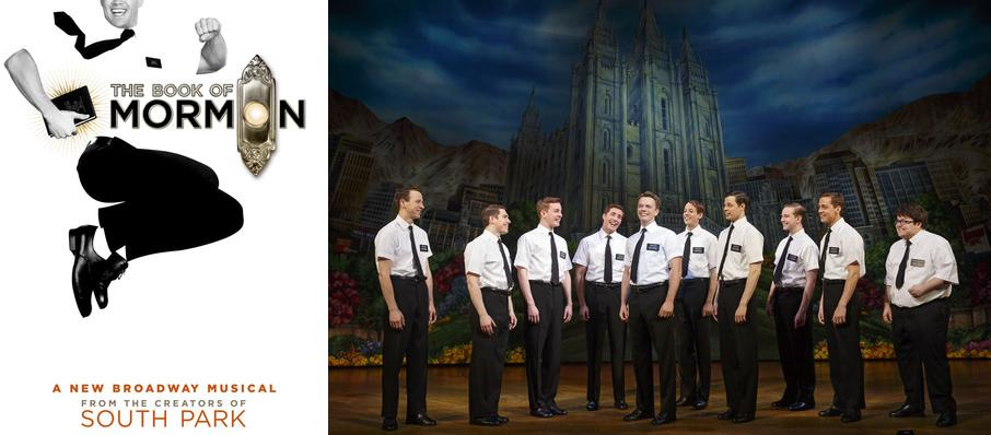 The Book of Mormon at Clowes Memorial Hall