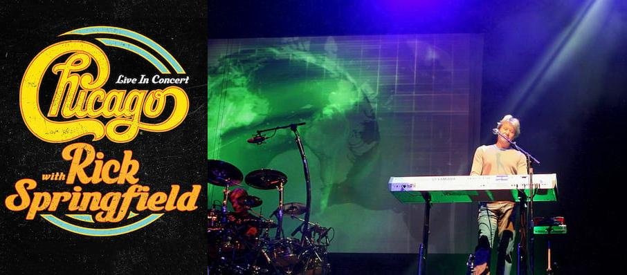 Chicago - The Band at Ruoff Music Center