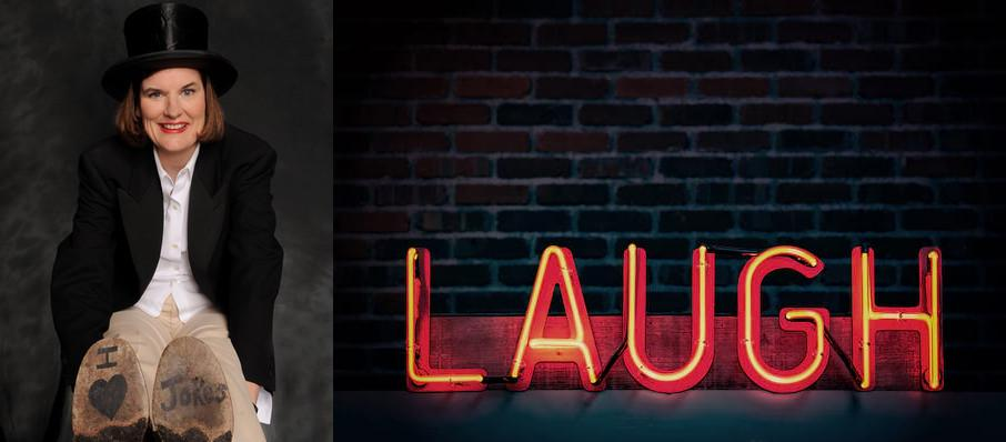 Paula Poundstone at Clowes Memorial Hall