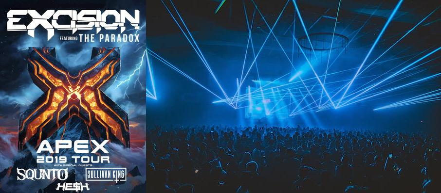 Excision at Pan Am Pavilion