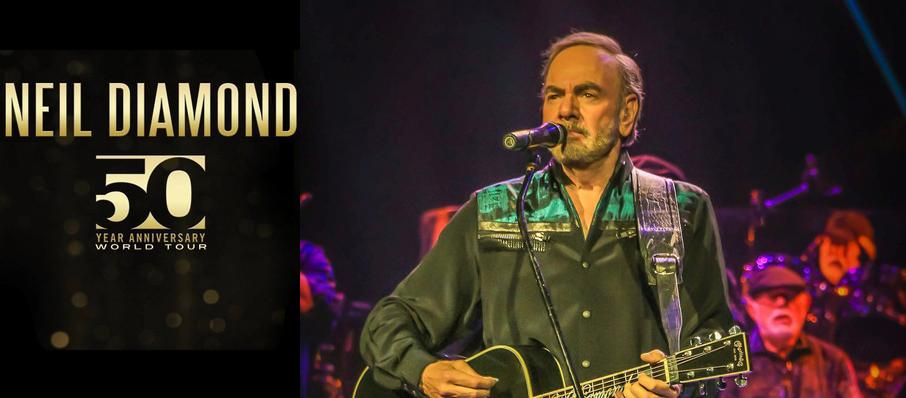 Neil Diamond at Bankers Life Fieldhouse