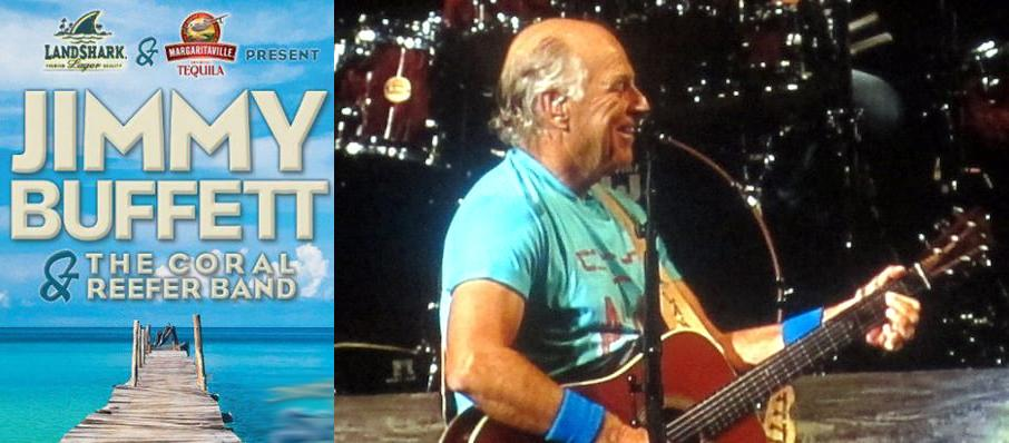 Jimmy Buffett at Ruoff Music Center