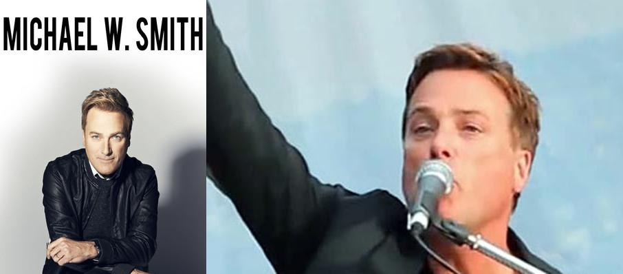 Michael W. Smith at Bankers Life Fieldhouse
