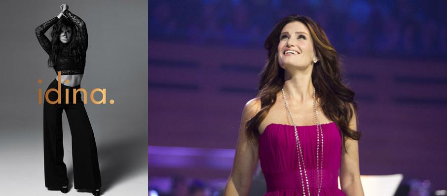 Idina Menzel at Murat Theatre