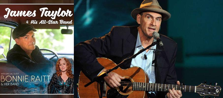 James Taylor & Bonnie Raitt at Bankers Life Fieldhouse
