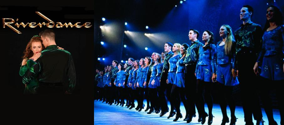 Riverdance at Clowes Memorial Hall