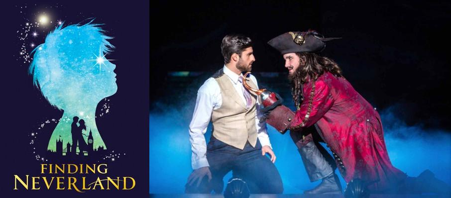 Finding Neverland at Clowes Memorial Hall