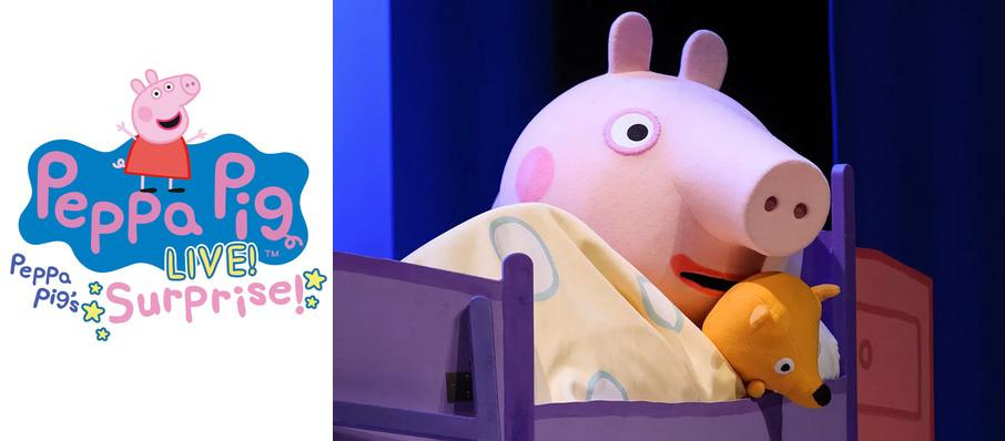 Peppa Pig's Big Splash at Murat Theatre