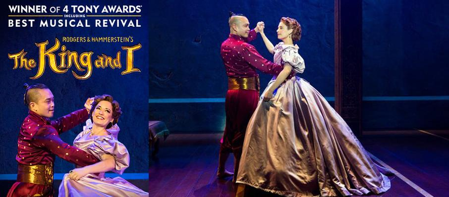 Rodgers & Hammerstein's The King and I at Clowes Memorial Hall