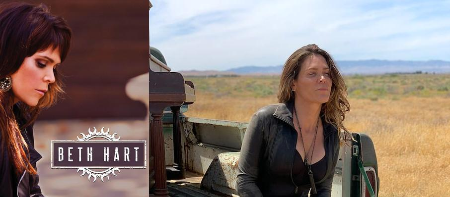 Beth Hart at Egyptian Room