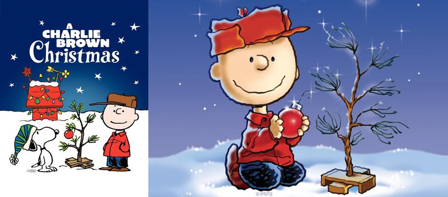Charlie Brown Christmas at Clowes Memorial Hall