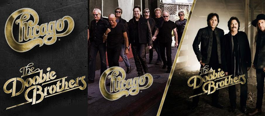 Chicago and the Doobie Brothers at Klipsch Music Center