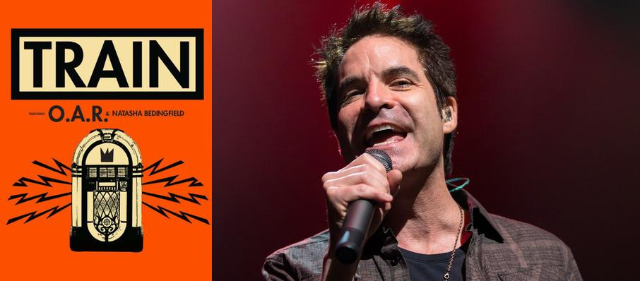 Train with OAR and Natasha Bedingfield at Klipsch Music Center