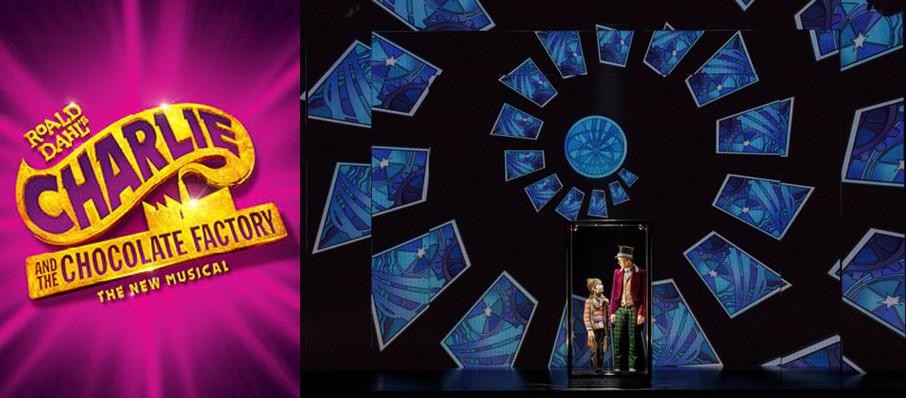 Charlie and the Chocolate Factory at Clowes Memorial Hall