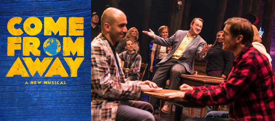 Come From Away at Clowes Memorial Hall