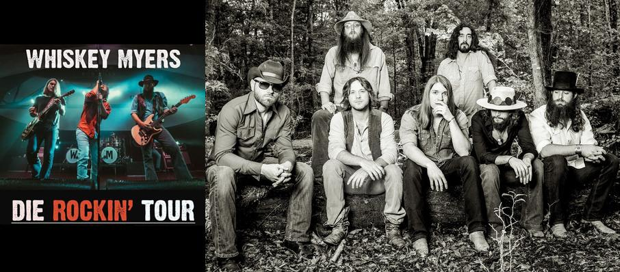 Whiskey Myers at The Deluxe