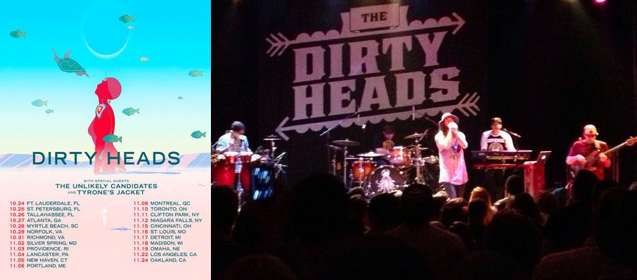 Dirty Heads at The Lawn