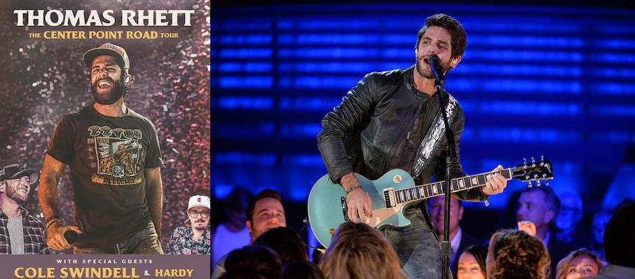Thomas Rhett at Ruoff Music Center