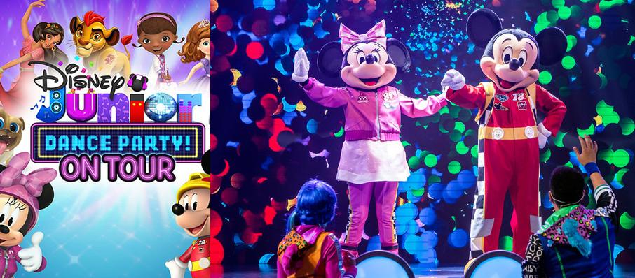 Disney Junior Live: Dance Party at Clowes Memorial Hall