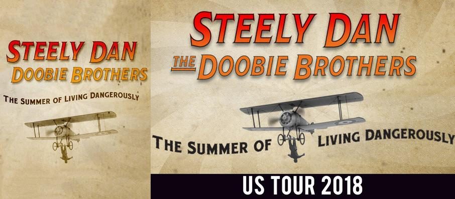 Steely Dan and The Doobie Brothers at Klipsch Music Center