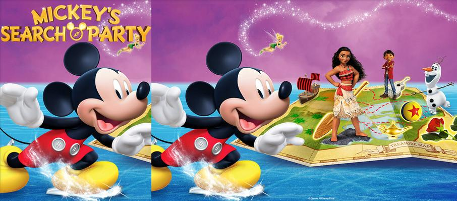 Disney on Ice: Mickey's Search Party at Bankers Life Fieldhouse