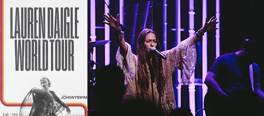 Lauren Daigle at Murat Theatre