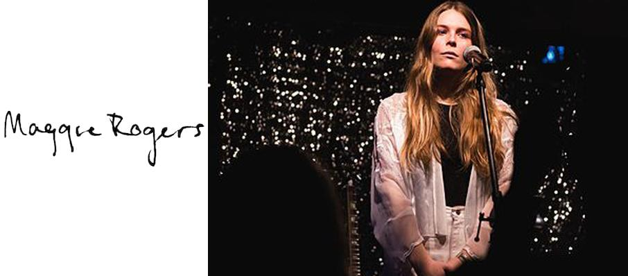 Maggie Rogers at Egyptian Room