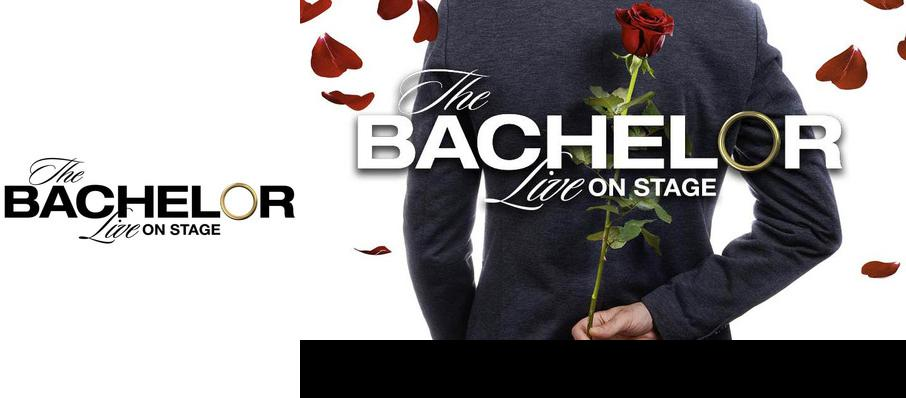 The Bachelor Live On Stage at Clowes Memorial Hall
