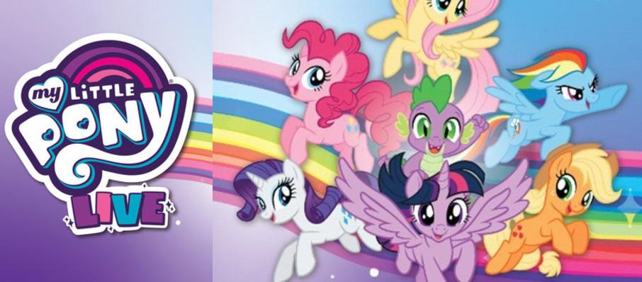 My Little Pony Live! at Clowes Memorial Hall
