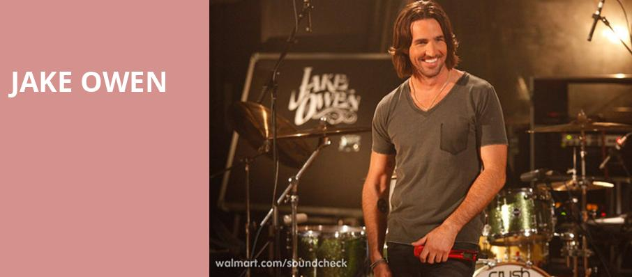 Jake Owen, Indiana Farmers Coliseum, Indianapolis