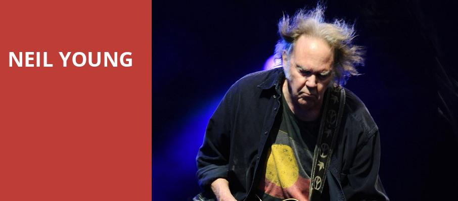 Neil Young, Murat Theatre, Indianapolis