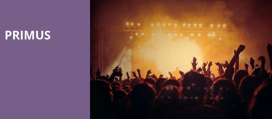 Primus, The Lawn, Indianapolis