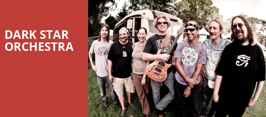 Dark Star Orchestra, Egyptian Room, Indianapolis