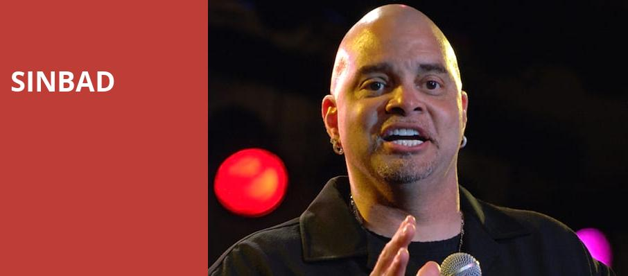 Sinbad, Egyptian Room, Indianapolis