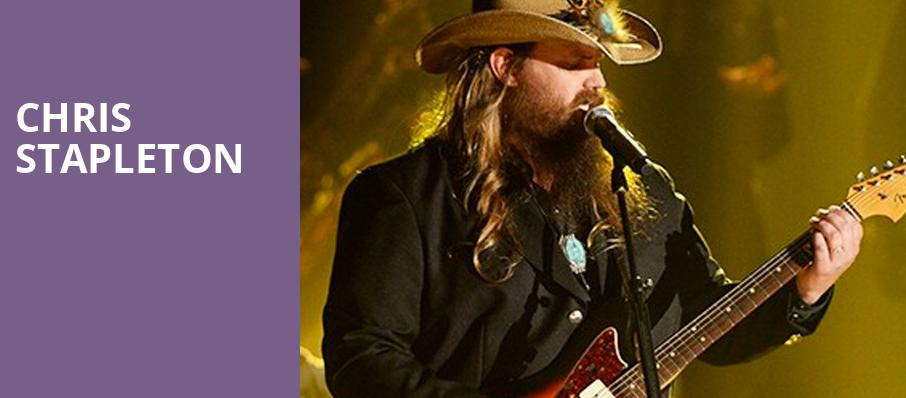 Chris Stapleton, Klipsch Music Center, Indianapolis