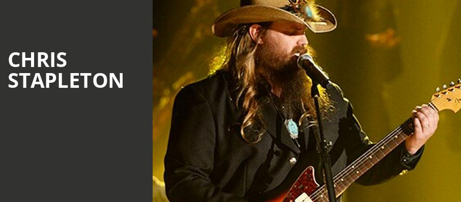 Chris Stapleton, Klipsch Music Center , Indianapolis