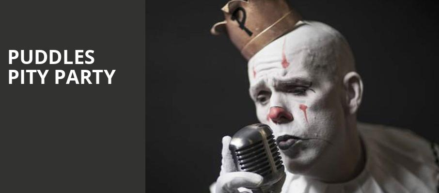 Puddles Pity Party, Howard L Schrott Center for the Arts, Indianapolis