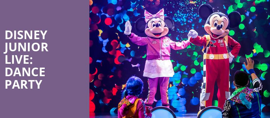 Disney Junior Live Dance Party, Murat Theatre, Indianapolis