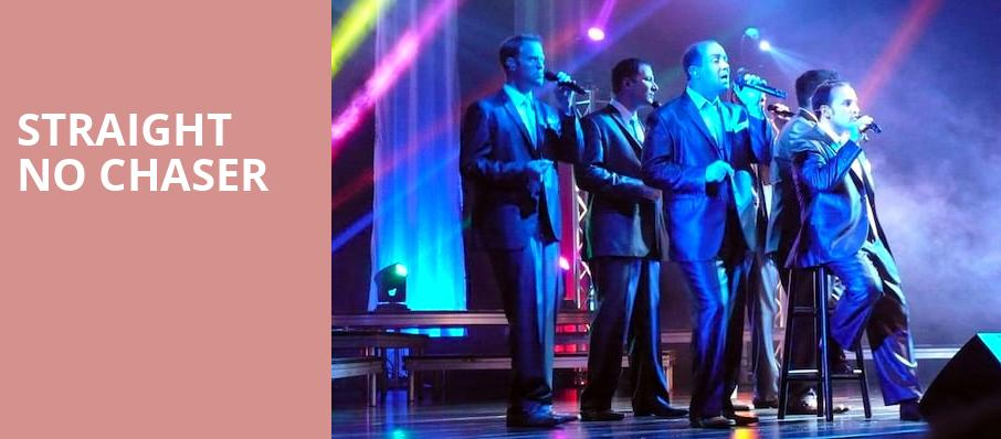 Straight No Chaser, Murat Theatre, Indianapolis