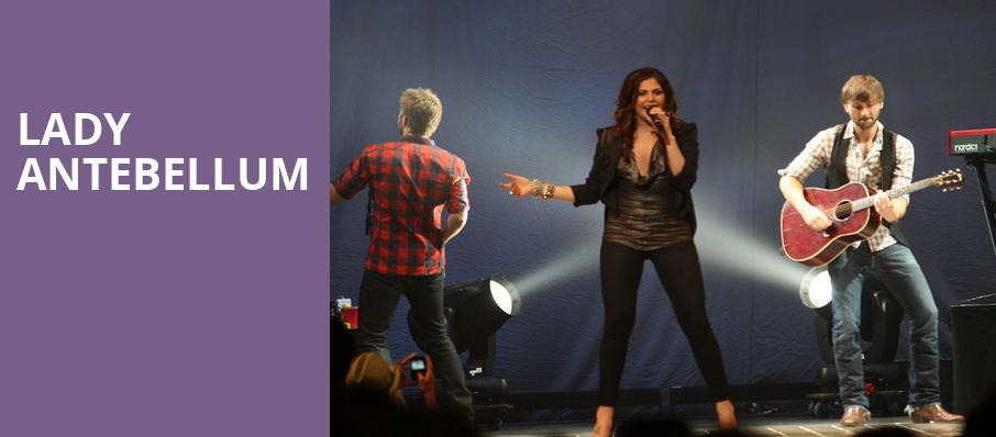 Lady Antebellum, Klipsch Music Center, Indianapolis