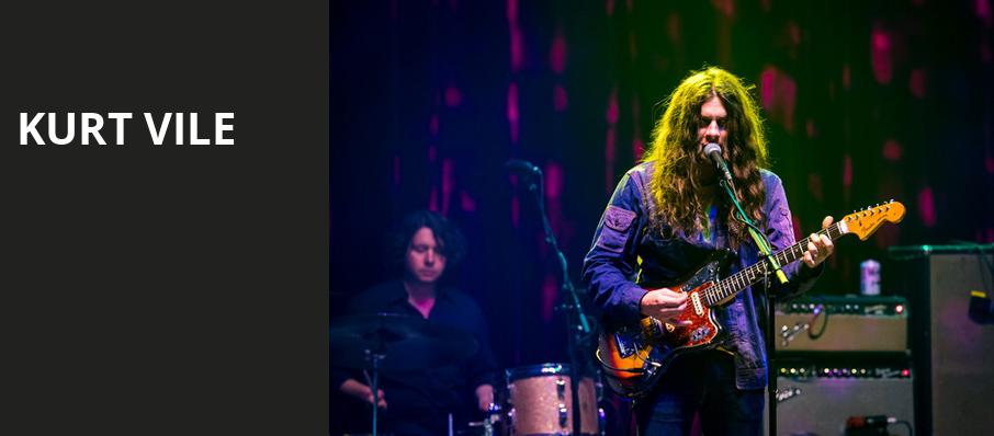 Kurt Vile, Vogue Theatre, Indianapolis