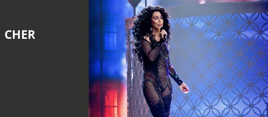 Cher, Bankers Life Fieldhouse, Indianapolis